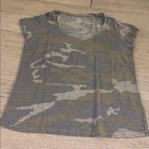 Majestic Camouflage T-shirt